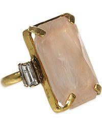 Erickson Beamon | Metallic Erin Fetherston Ring | Lyst