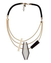 Weekend by Maxmara | Metallic Dirce Necklace | Lyst