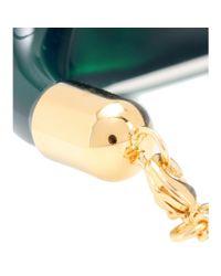 Chloé - Green Ciara Bracelet - Lyst