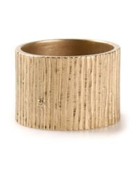 Kelly Wearstler - Metallic 'koa' Ring - Lyst