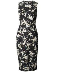 Erdem | Multicolor Maura Dress | Lyst