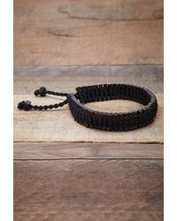 Forever 21 - Black Vitaly Arma Bracelet for Men - Lyst