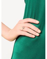 Venyx | White 'meteoryx Aurora' Ring | Lyst