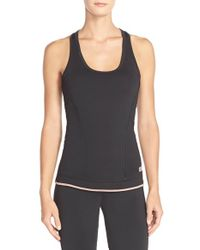 Adidas By Stella McCartney | Black 'perf' Climalite Tank | Lyst