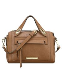 Nine West | Brown Seamingly Attached Crossbody Bag | Lyst