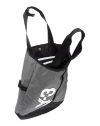Y-3 | Gray Cross-body Bag | Lyst