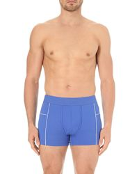 Lacoste | Blue Motion Micro-mesh Trunks for Men | Lyst