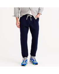 Steven Alan | Blue Sweatpant for Men | Lyst