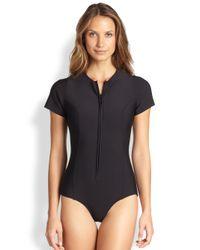 Lisa Marie Fernandez   One-piece Farrah Swimsuit   Lyst