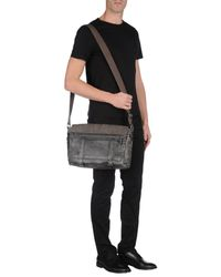Dolce & Gabbana - Gray Cross-body Bag for Men - Lyst