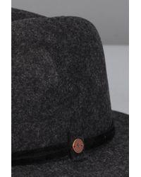 Esprit - Gray Cap / Hat - Lyst