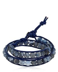 Colana | Blue Lava Bracelet | Lyst