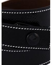 Givenchy | Black 'obsedia' Bracelet | Lyst