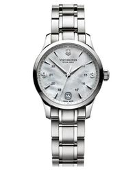 Victorinox | Metallic 'alliance' Bracelet Watch | Lyst