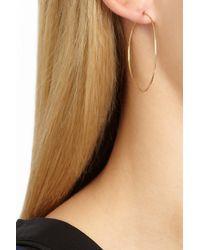 Brooke Gregson   Metallic Hammered 18-Karat Gold Earrings   Lyst