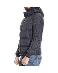 Patrizia Pepe | Blue Down Jacket for Men | Lyst