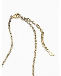 Free People - Metallic Womens Seven Story Short Pendant - Lyst