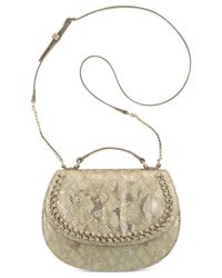 Nine West | Metallic Off The Chain Crossbody | Lyst