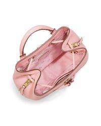Tory Burch - Pink Frances Backpack - Lyst