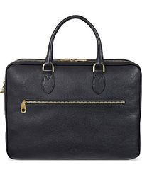 Mulberry | Leather Heathcliffe Briefcase, Black for Men | Lyst