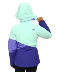 The North Face | Green Gala Triclimate® Jacket | Lyst