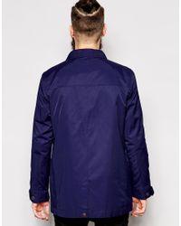 Parka London - Blue Mac for Men - Lyst