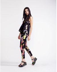 Cynthia Rowley | Multicolor Bonded Legging | Lyst