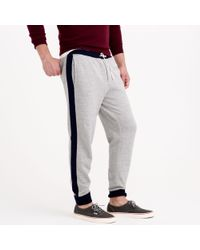 J.Crew - Gray Wallace Barnes Stadium Pant for Men - Lyst
