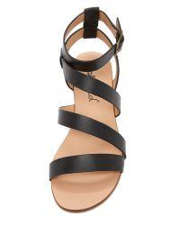 Splendid - Black Caracas Sandals - Lyst