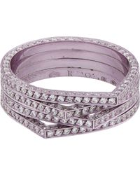 Repossi | Metallic Antifer Ring | Lyst