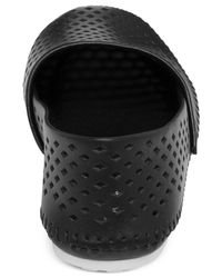 BCBGeneration - Black Xeno2 Perforated Flats (Only At Macy'S) - Lyst