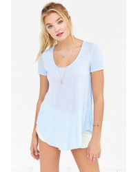 Truly Madly Deeply | Blue Willow Tunic Top | Lyst