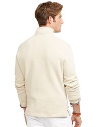 Polo Ralph Lauren | Brown French-rib Mockneck Pullover for Men | Lyst