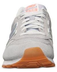New Balance - Gray Women's 620 Capsule Casual Sneakers From Finish Line - Lyst