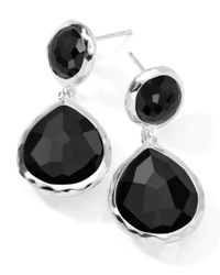 Ippolita | Black Onyx Drop Earrings | Lyst