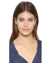 Tai - Metallic Cool Smiley Necklace - Lyst