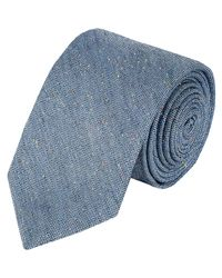 Barneys New York - Blue Men's Confetti Neck Tie for Men - Lyst