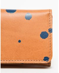 Clare V. | Natural Lizzie Wallet | Lyst