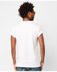 Denim & Supply Ralph Lauren - White Watercolor Headdress T-shirt for Men - Lyst