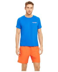 Polo Ralph Lauren | Blue Polo Sport Micro-dot Jersey T-shirt for Men | Lyst