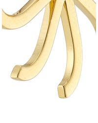 Smith/grey   Metallic Gold Simone Earrings   Lyst