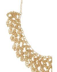 Coast   Metallic Sparkle Chain Necklace   Lyst