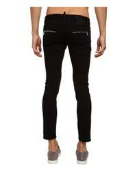 DSquared² - Black Clement Jeans for Men - Lyst