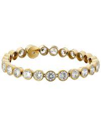 Michael Kors - Metallic Park Avenue Glam Bracelet - Tennis Bracelet - Lyst