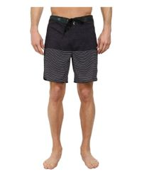 Rip Curl | Black Mirage Messenger Boardshorts for Men | Lyst