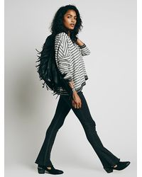 Free People - Black Intimately Womens Kind Of In A Kick Flare - Lyst