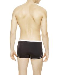 La Perla | Black Square-leg Swim Shorts for Men | Lyst