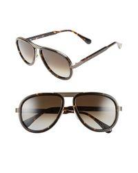 Ill.i by Will.i.am - Black 'wa504s' 57mm Sunglasses - Lyst