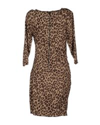 Sea - Multicolor Short Dress - Lyst