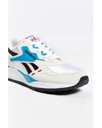 Reebok | Blue Bolton Running Sneaker for Men | Lyst